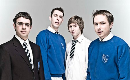 The Inbetweeners - a comedy from Channel 4