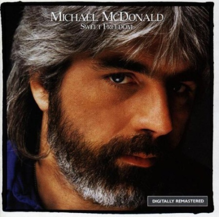 Michael McDonald Sweet Freedom album cover